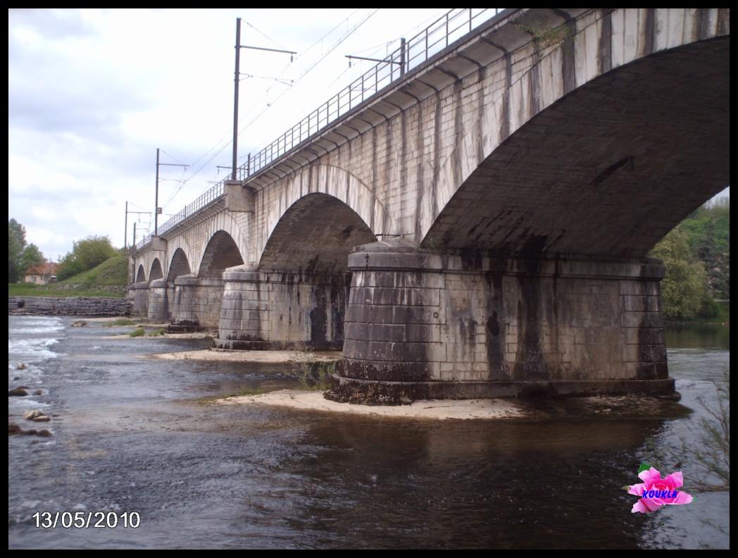 pont d ain et les etangs